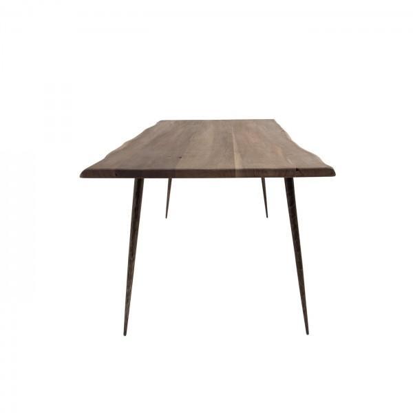 table basse acacia self edge