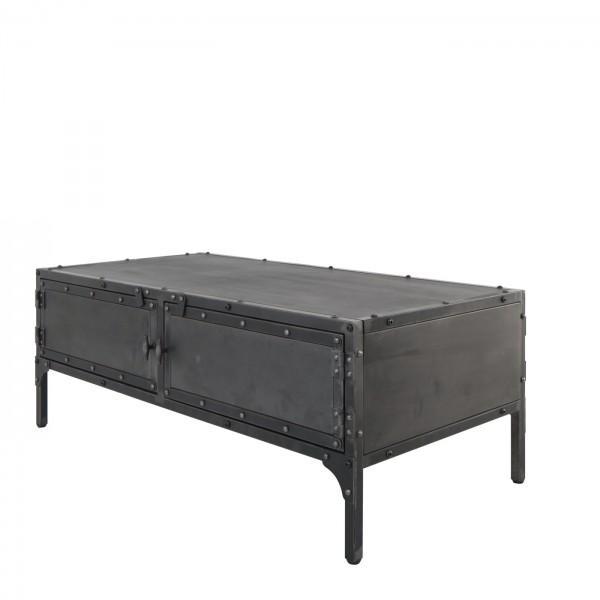 meuble falco solide métal vielli