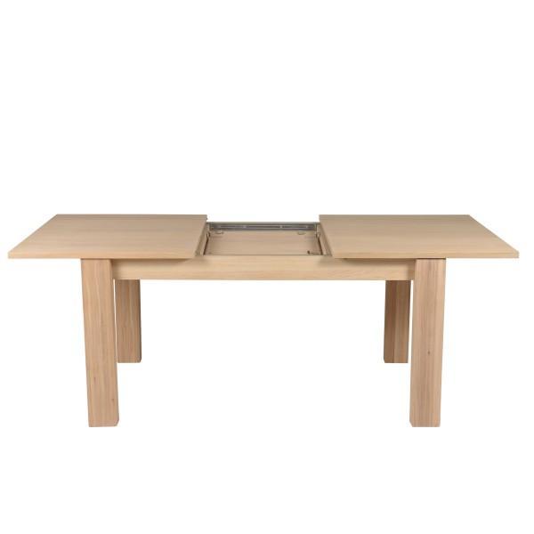 Table design en chêne plaqué