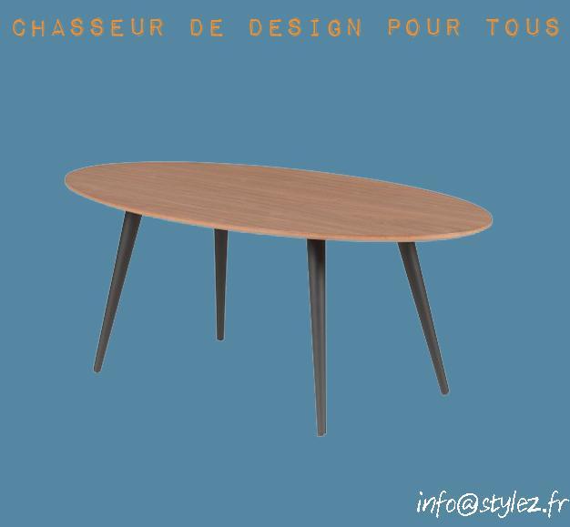 table en chene 120cm