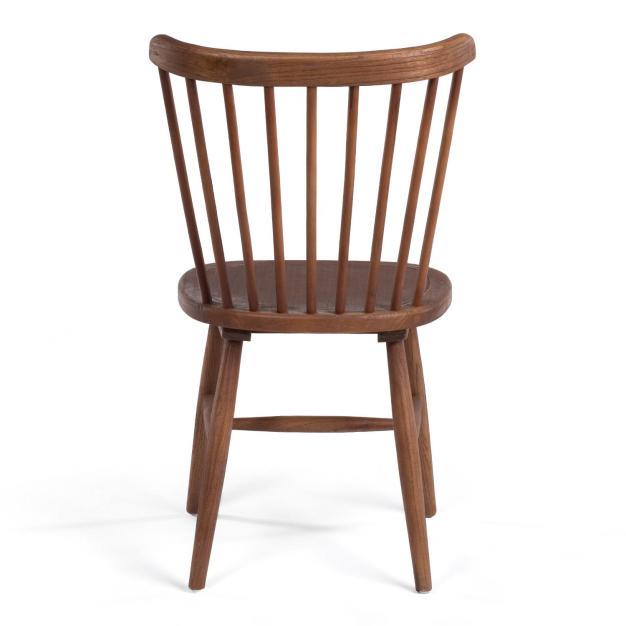 chaise bois d'orme design contemporain