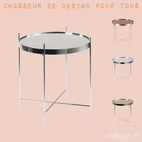Table basse exclusive