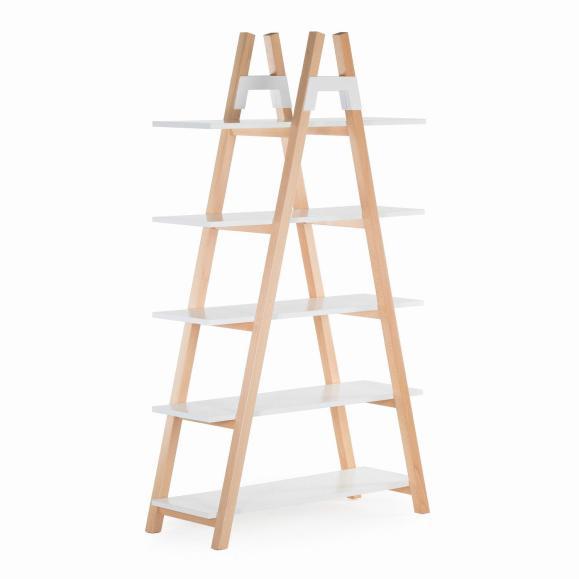 etagere pyramidale bois