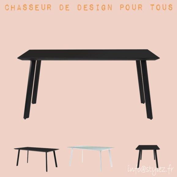 Table extérieur design