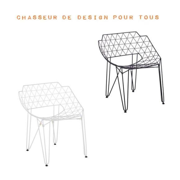 fauteuil design grid