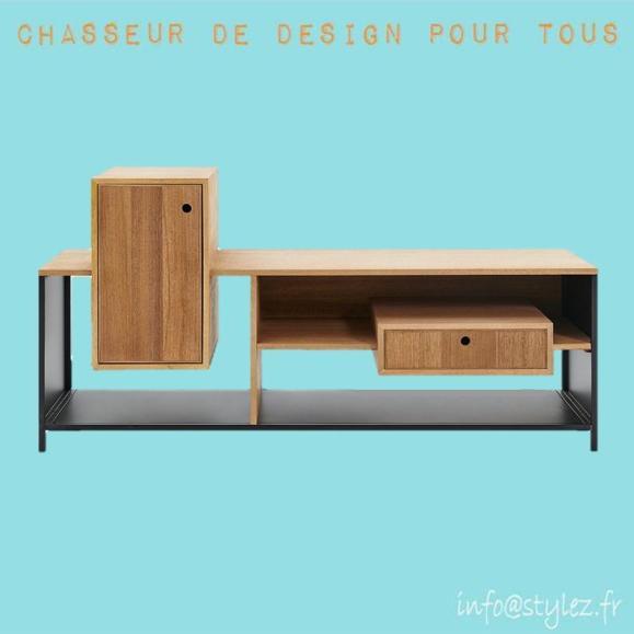 meuble tv avant-garde
