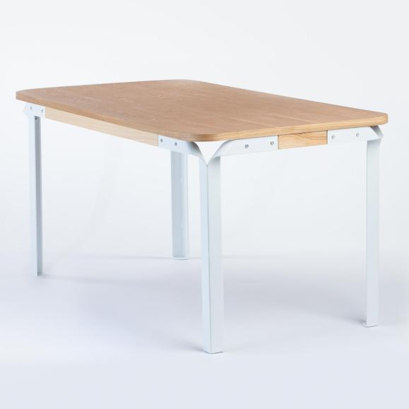 table frêne blanc