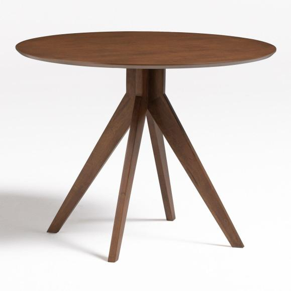table trepied rond