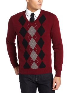argyle sweater pinterest-com