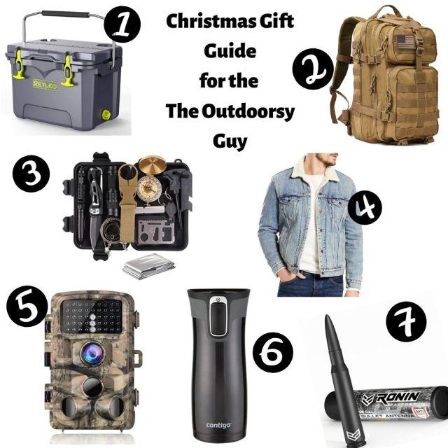 Men's Christmas Gift Guide!!