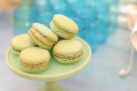 Macaroons from The Painted Cupcake, Nashville