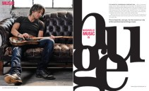 Nashville Lifestyles magazine layout by Katie Jacobs.
