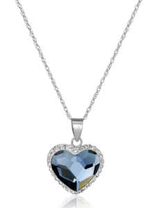 Styling-sisters-heart pendant