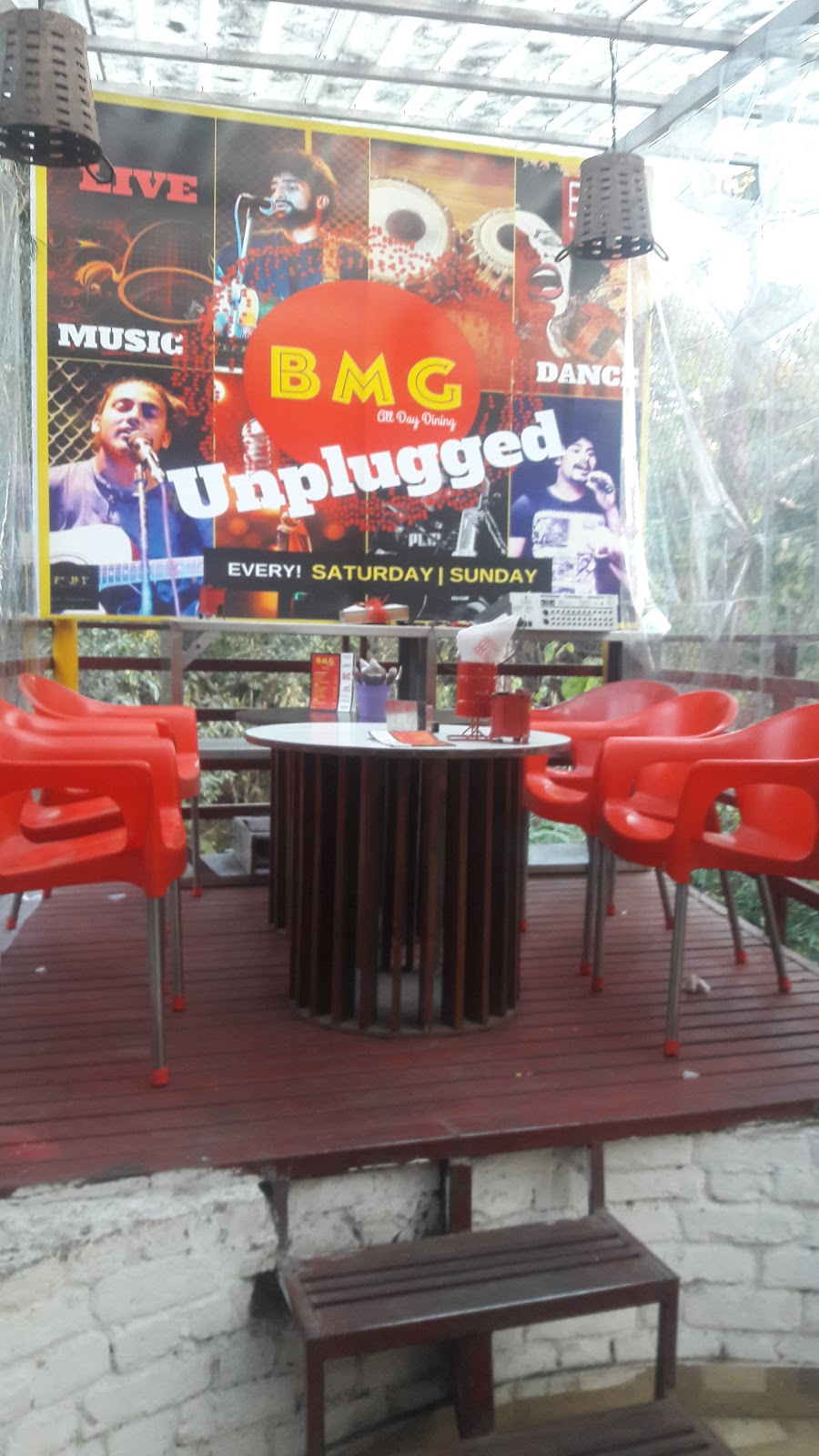 BMG- All Day Dining, Jakhan, Dehradun