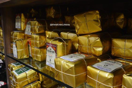 Golden tips tea Darjeeling