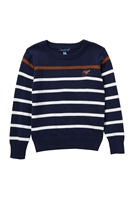 Andy & Evan | Striped Sweater (Toddler & Little Boys)