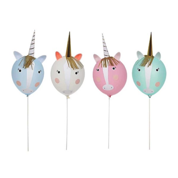 unicorn balloon kit