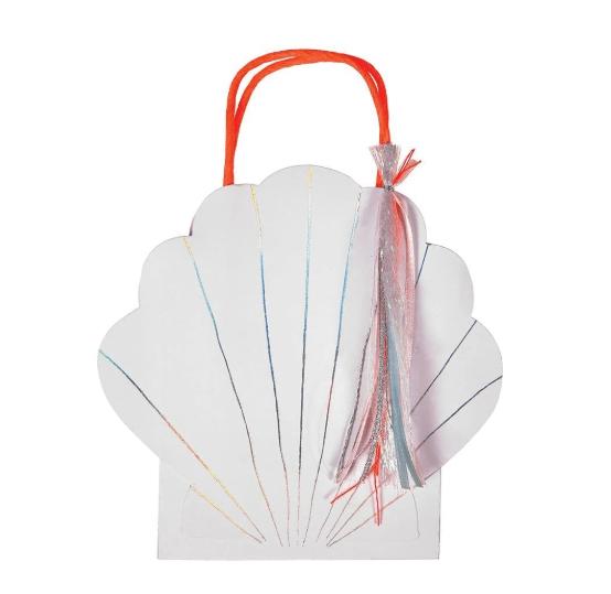 shell gift bag