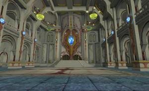 LGH - Throne Room