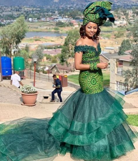 zulu traditional attire 2019