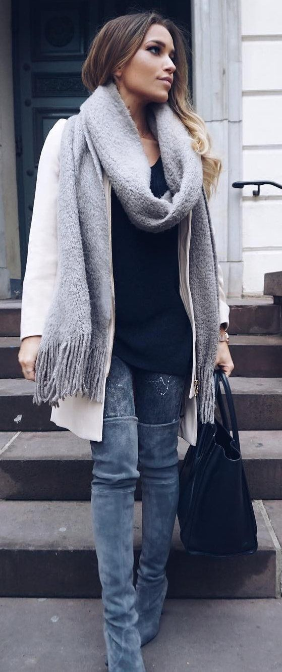 50 Trendy Outfits To Get You Excited For Winter