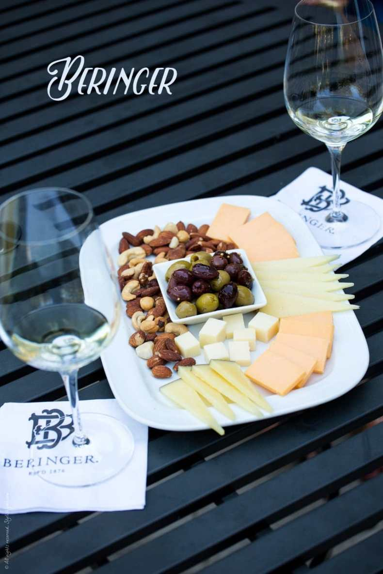 Beringer Napa Valley Wineries - The Best Food & Wine In Napa, California