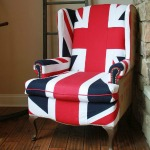 Vintage Wing Chair Redo