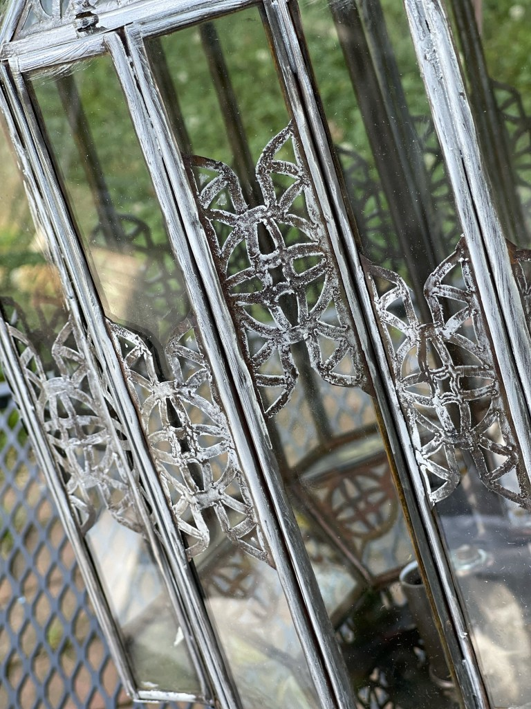 silver gilding wax stylish patina
