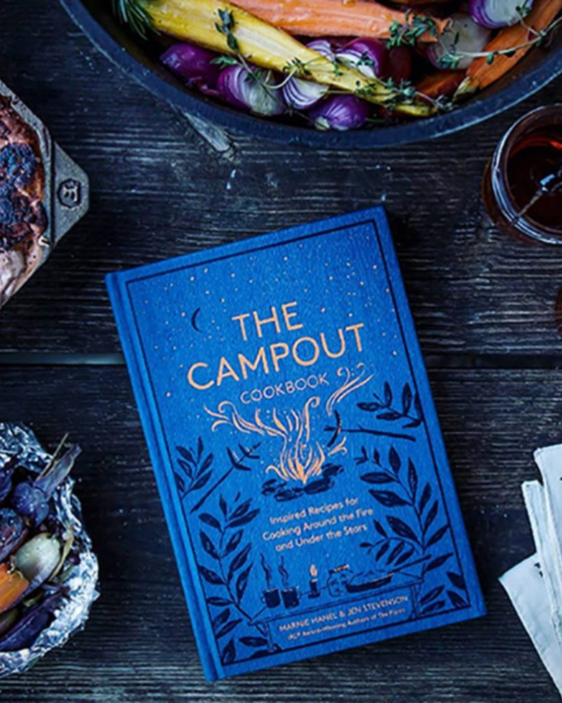 camping cooking for families