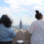 AandTxNYC | a staycation with my bestie