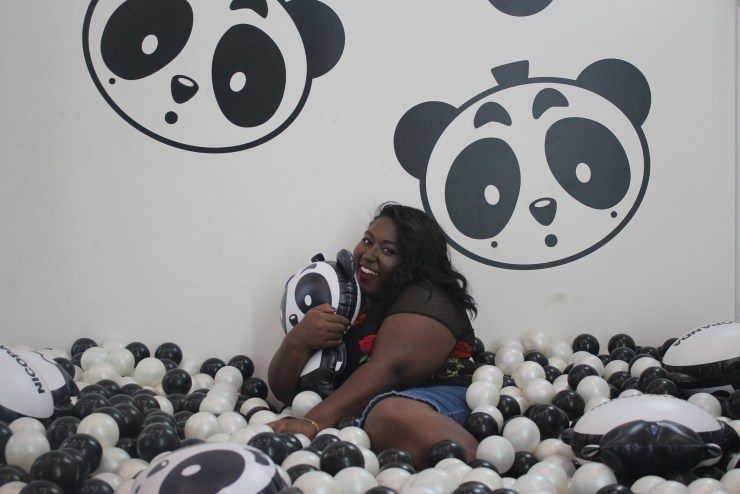 Refinery 29, 29 Rooms, Panda, Nico Panda