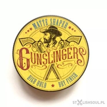 pomada gunslingers matte shaper