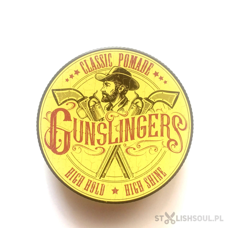 tanie pomady do włosów gunslingers