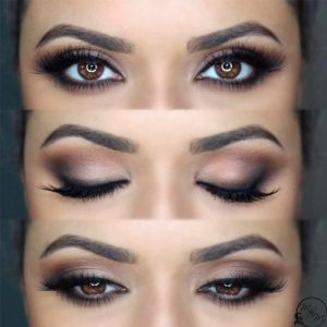 66 Ways Of Applying Eyeshadow For Brown Eyes My Stylish Zoo. 35 Cute Eye ...