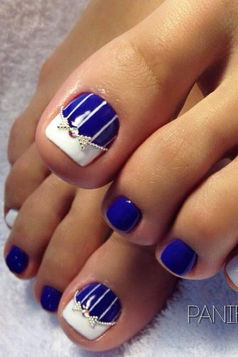 27 Toe Nail Designs To Keep Up With Trends Home Of Beauty