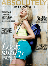 Absolutely Magazine shoot