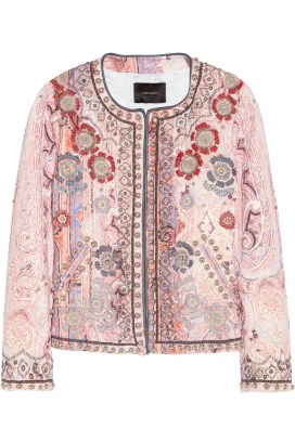 Isabel Marant SS13 Jacket
