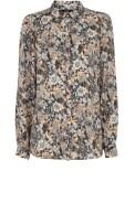 Oasis Midnight Garden Print Shirt Was £45 Now £20
