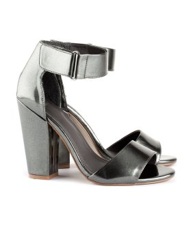 H&M Sandals Was £24.99 Now £17