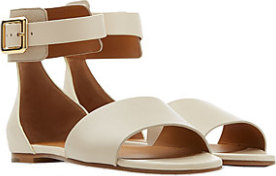 Flat Ankle Cuff Sandals By Chloe £350