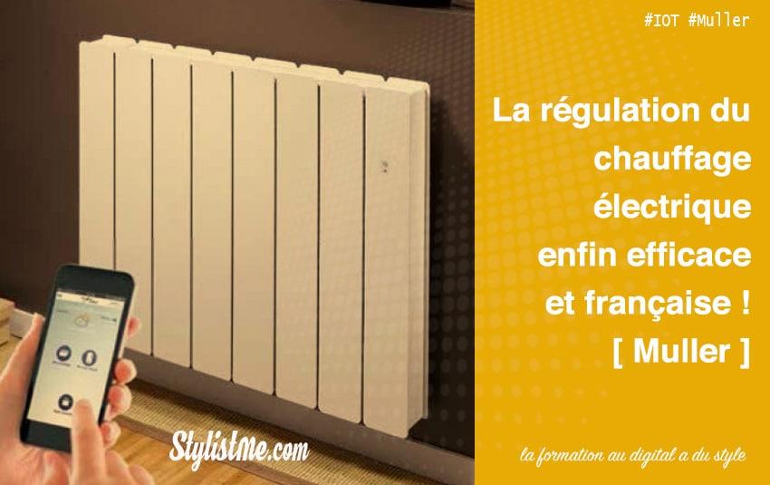 Smart EcoControl radiateurs intelligents connectés