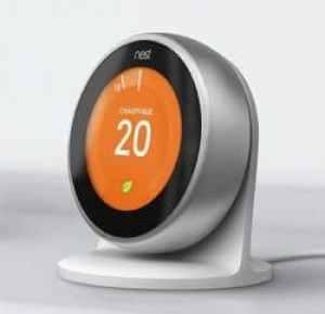 Semaine de la maison connectée sur Amazon Thermostat Nest