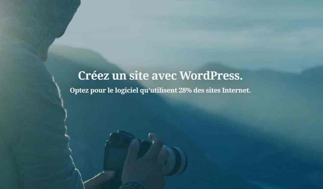 Formation référencement site WordPress
