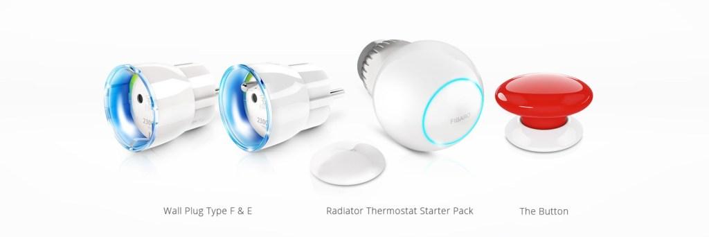 Vanne thermostatique connectée Fibaro compatible HomeKit
