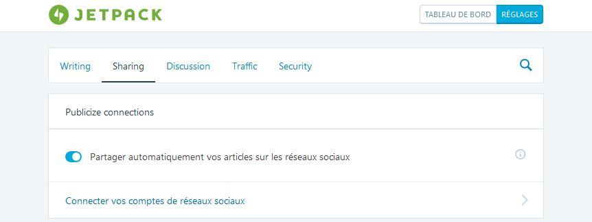 Comment obtenir plus de trafic sur votre site WordPress : Diffuser automatiquement reseaux sociaux publicize