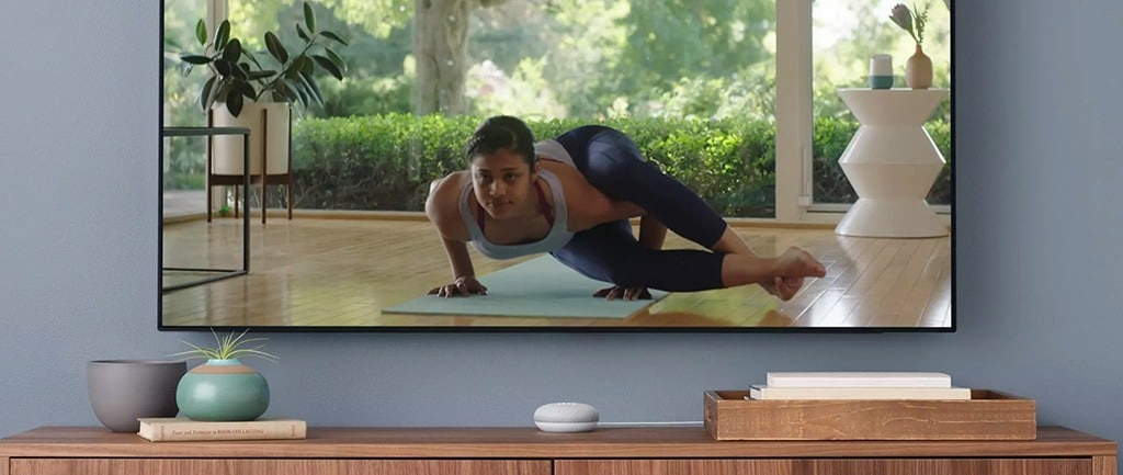 Google Home Mini Chromecast youtube