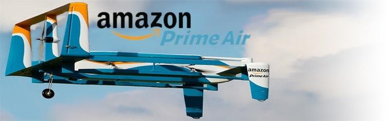 amazon prime air drone livraison