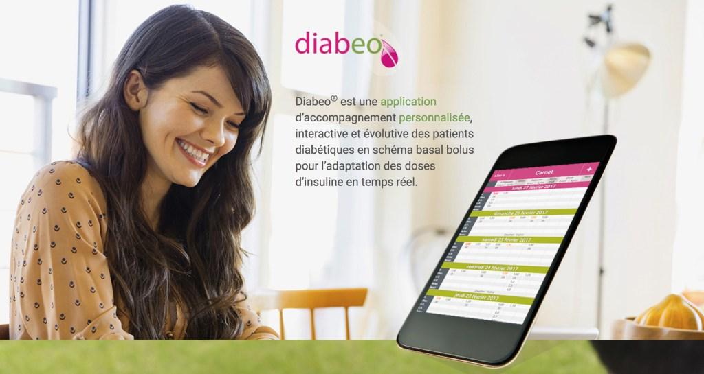 Diabeo app mobile sanofy