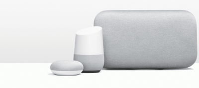 Franch Days Google Home réduction 20%