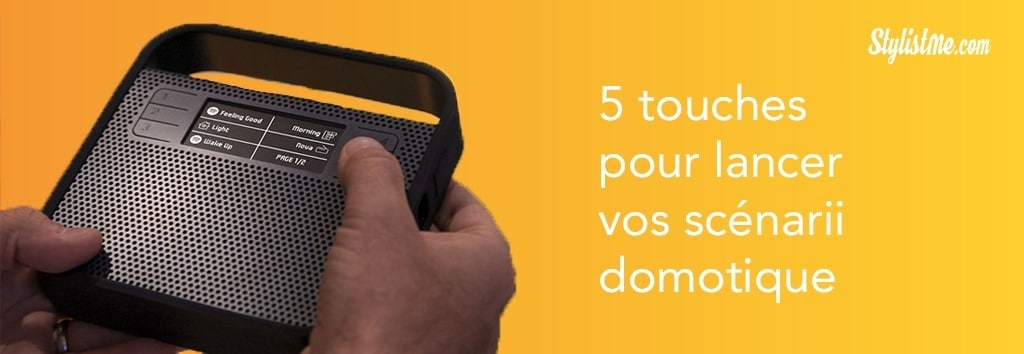 Test avis Triby HomeKit domotique enceinte vocale